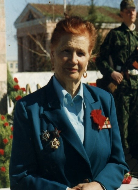 Недолужко Елена Николаевна