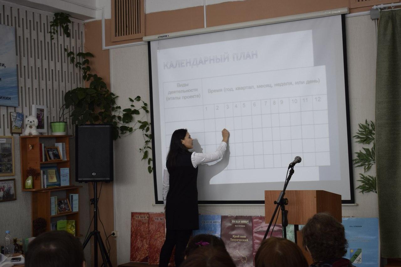 семинар по основам ведения предпринимательской деятельности