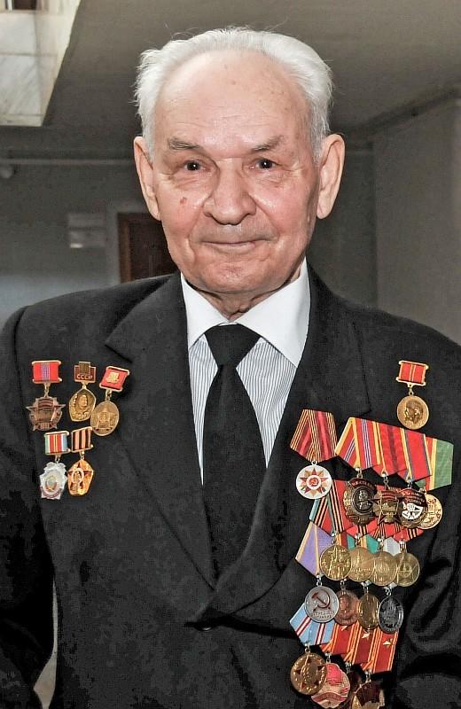 Зензин Василий Яковлевич