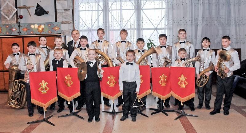 Сосновский оркестр