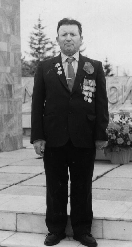 Торшин Николай  Порфирьевич