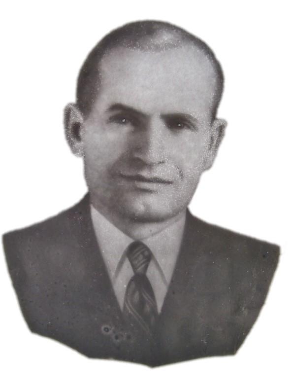 БАРАНОВ Яков Кириллович