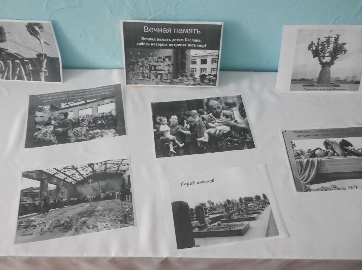 Неверовская библиотека витринная выставка
