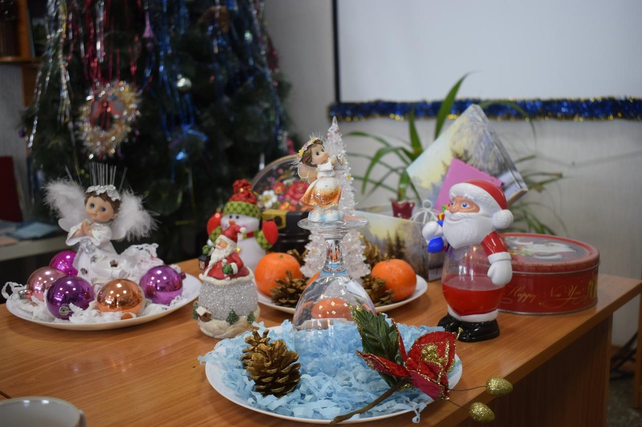 Рождества волшебные мгновения