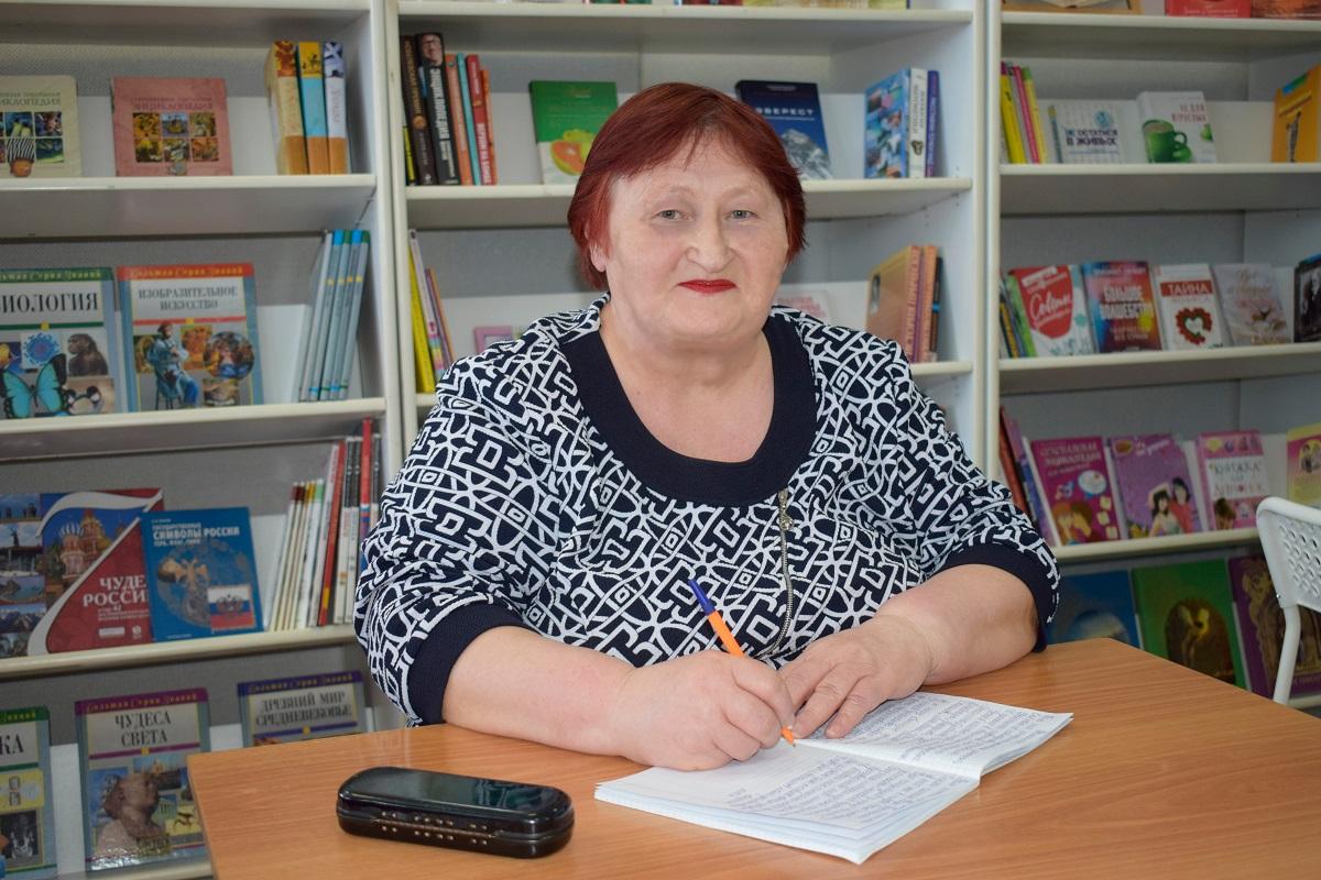 Валентина Федоровна Степанова
