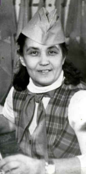 Валентина Федоровна Бибина