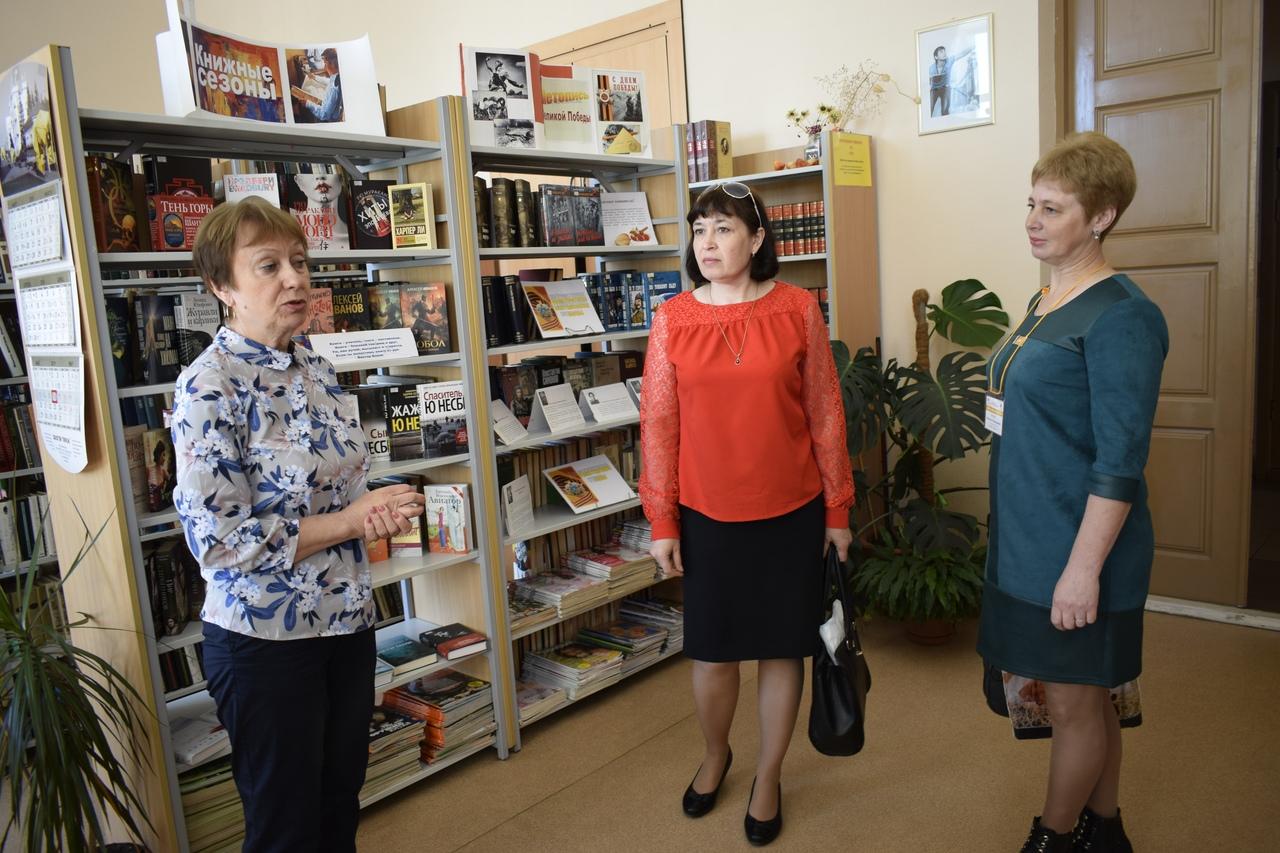 Библиотека и молодежь: в поиске новых идей