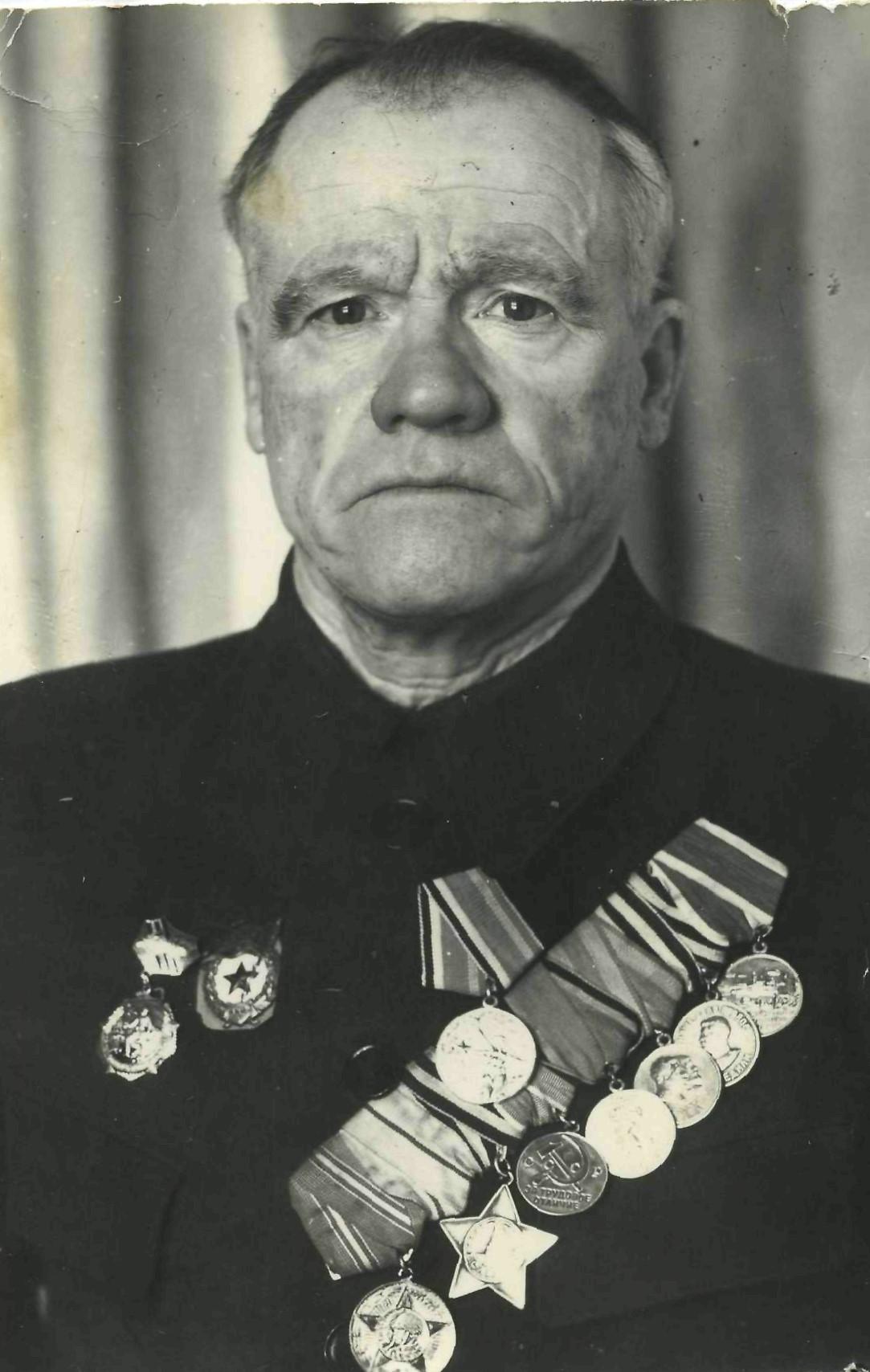 Остапченко Григорий Евсеевич
